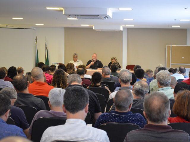 Calendário do 13° Congresso Estadual da Fetrafi-RS é aprovado