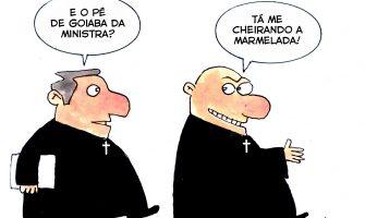 Futura ministra dos Direitos Humanos diz que viu Cristo numa goiabeira