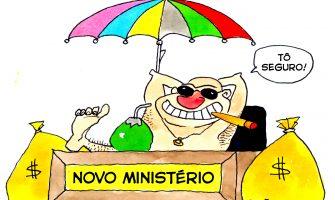 Bolsonaro livra aliados sujos através de foro privilegiado