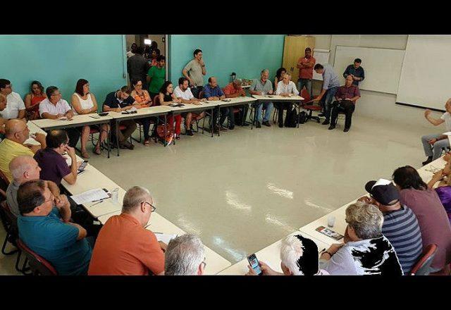"""Centrais sindicais discutem o combate a """"reforma"""" da Previdência"""