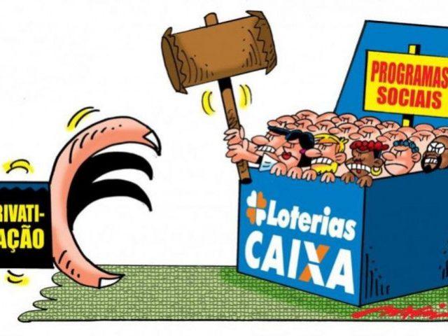 Empresa estrangeira pode comprar Lotex, prejudicando Caixa e programas sociais