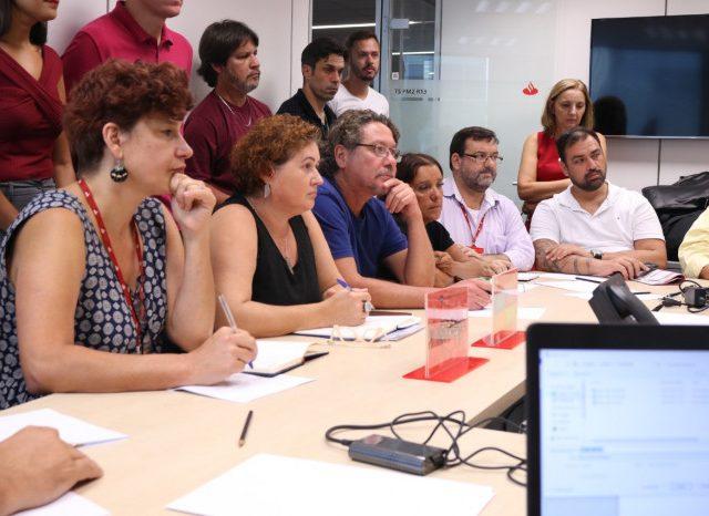 Reunião do CRT do Santander termina sem avanços ...