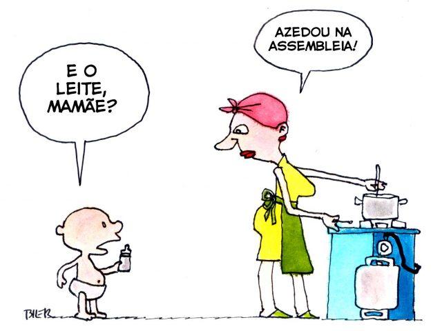 Leite quer vender estatais do RS sem fazer plebiscito