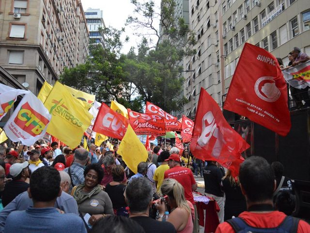 Dia 1º de maio tem ato contra Reforma da Previdência ...