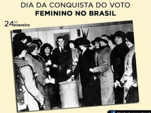 Voto Feminino no Brasil, uma conquista, muitos retrocessos e muita ...