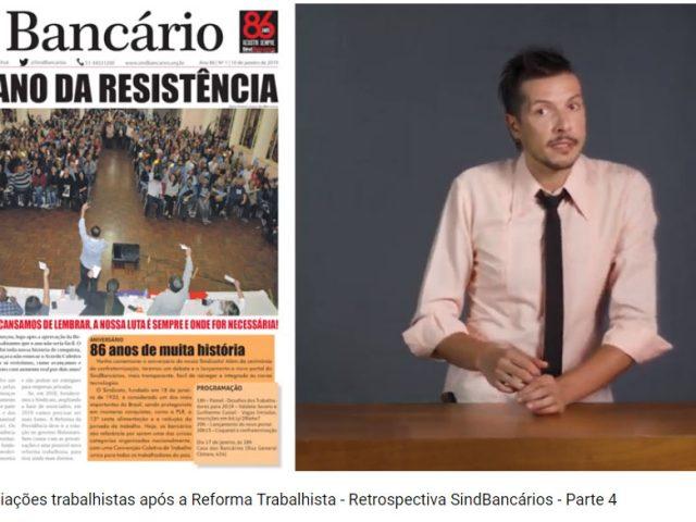 Negociação após a Reforma Trabalhista é tema da 4ª parte ...