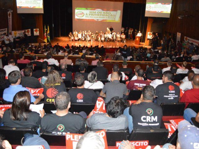 Ato defende plebiscito sobre venda da CEEE, Sulgás e ...