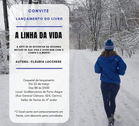 Cláudia Lucchese lança livro na Casa dos Bancá...