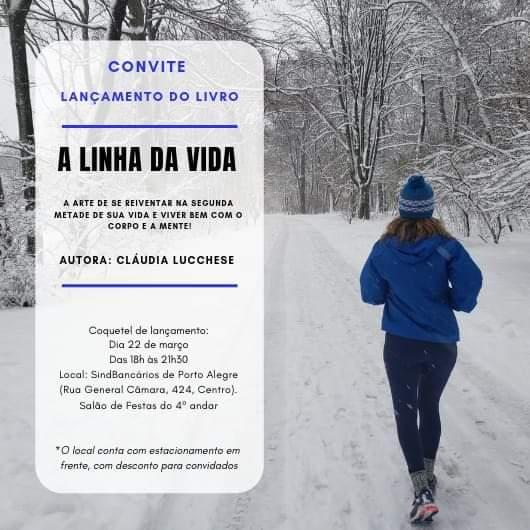Cláudia Lucchese Lança Livro Na Casa Dos Bancários