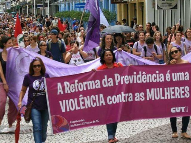 Bancárias, a luta é pela vida das mulheres