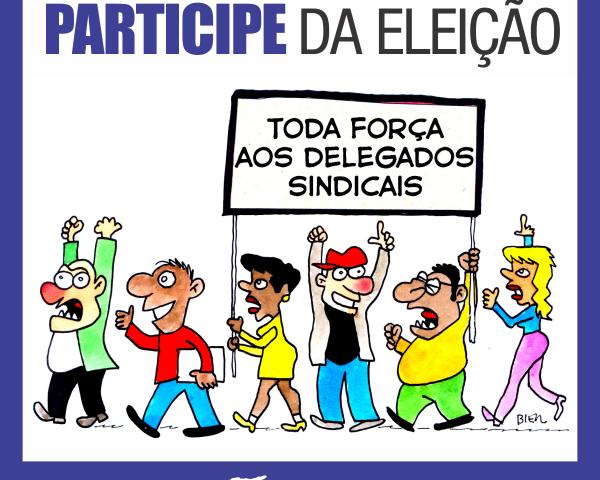 Definidos candidatos a delegado sindical do BRDE