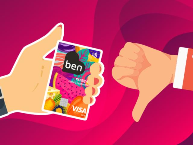 Problemas com cartões VR e VA do Santander continuam ...