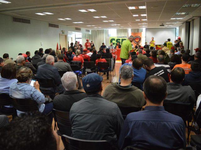 CUT-RS e centrais reforçam unidade contra Reforma da Previdê...