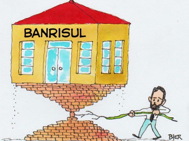 Justiça libera venda de ações do Banrisul
