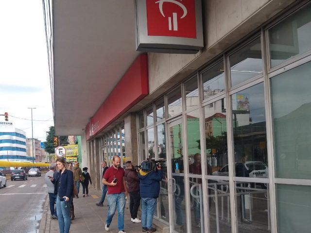 Bradesco: Sindicato presta apoio a bancários da agência ...