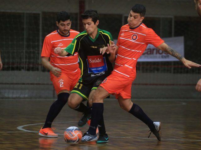 Favoritos despontam na Copa Futsal 2019