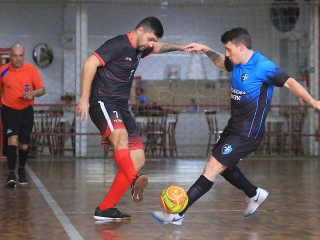 Futsal 2019 começa com chuva de gols