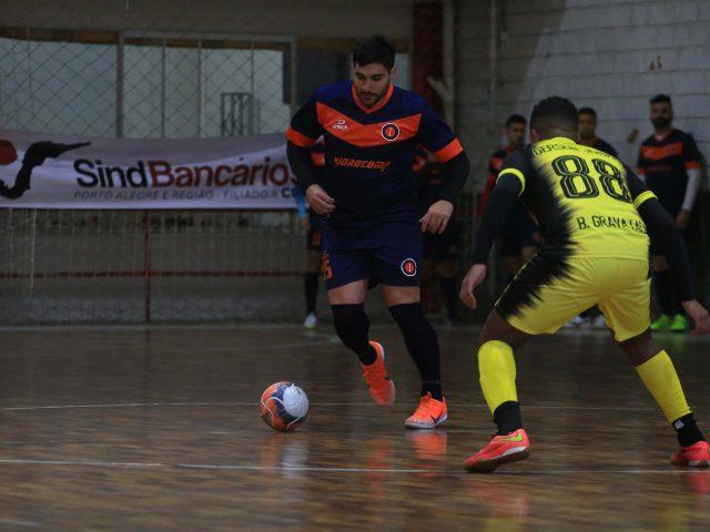 A Copa de Futsal está pegada
