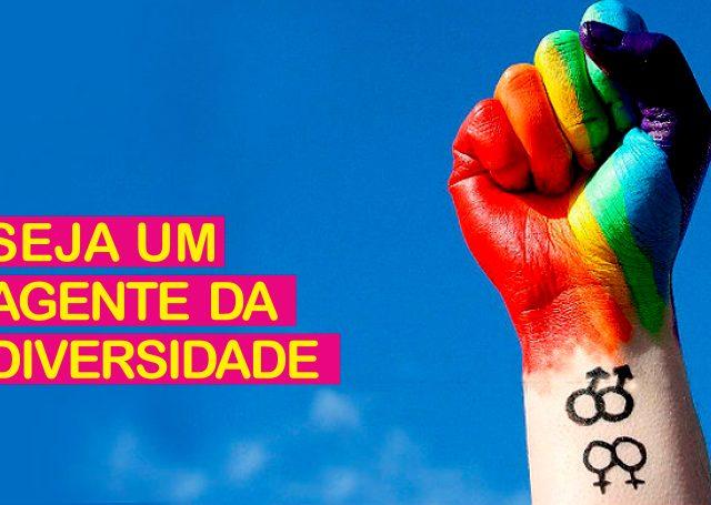 Campanha: Seja um Agente da Diversidade