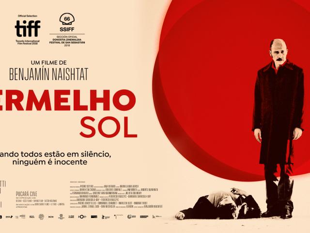 """Cineastas gaúchos comentam filme argentino """"Vermelho Sol"""" no CineBancá..."""