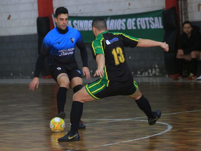 Embola disputa pela ponta no Futsal 2019