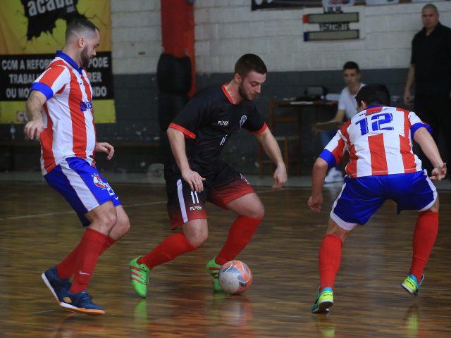 Quatro equipes lutam pelo caneco do Futsal 2019
