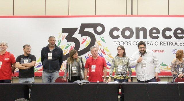 Previdência e Saúde marcam debates do 35º Conecef