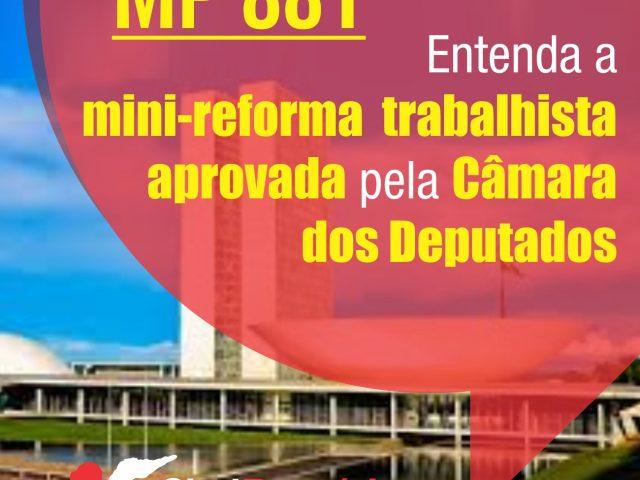 MP 881: Confira parecer jurídico da assessoria do SindBancários