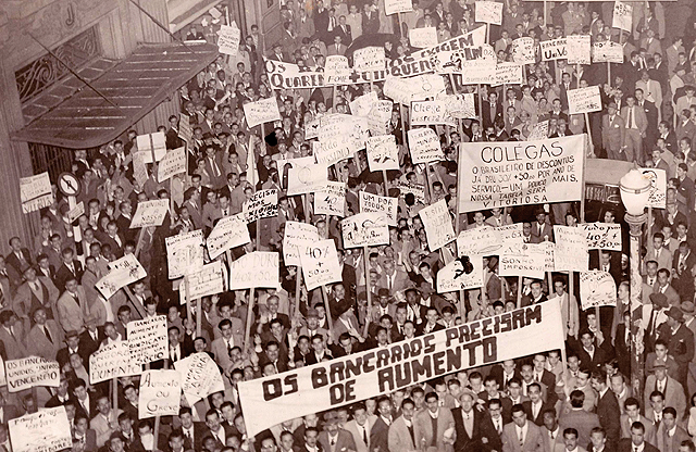 28 de agosto, Dia dos Bancários, e a greve que ...