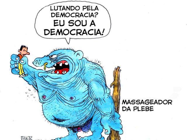 SindBancários repudia ação de censura contra cartunistas gaú...