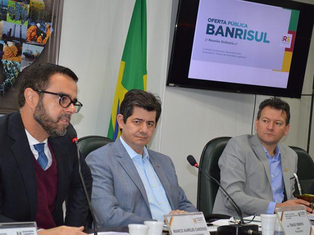Banrisul: governo é blindado na ALERGS sobre fracasso da venda de ...