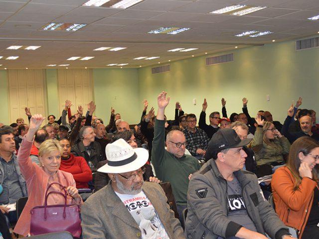 Coletivo Jurídico debate desafios ao sindicalismo