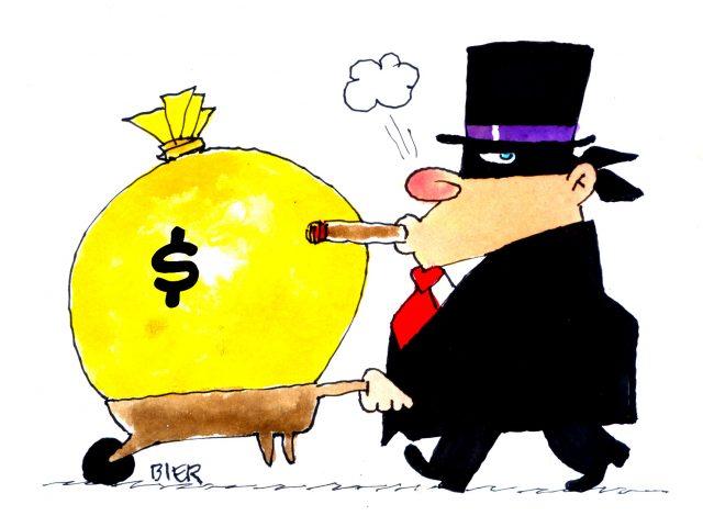 Leia artigo que explica lucro dos bancos