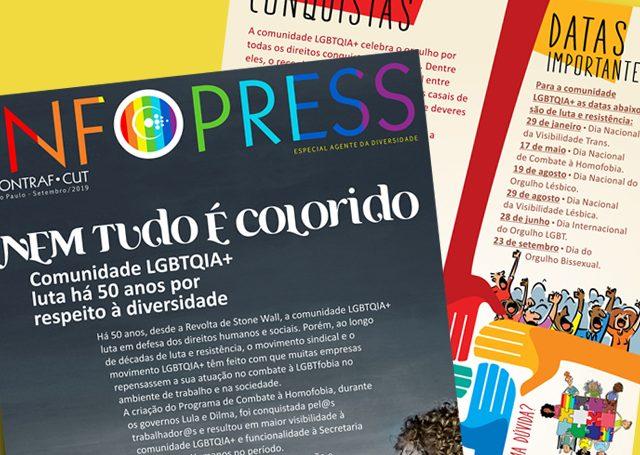 InfoPress LGBTQIA+ para o debate