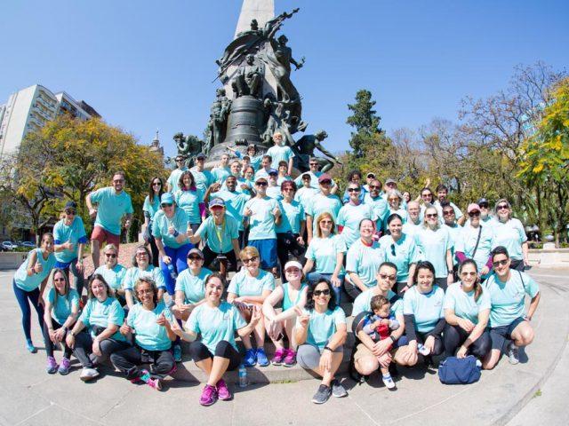 Grupo de Caminhada faz primeira trilha no dia 30 de outubro