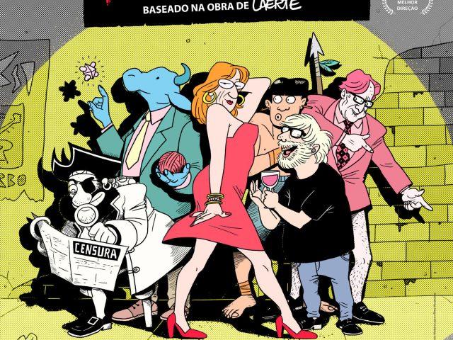 """Humor, política e gênero na """"Cidade dos Piratas"""""""