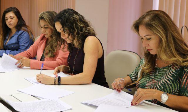 Assinados acordos específicos com o Bradesco