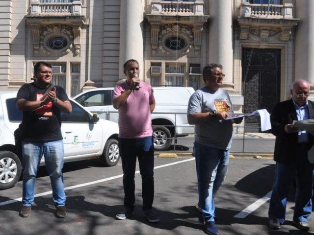 Todo apoio à greve dos trabalhadores da Justiça do RS