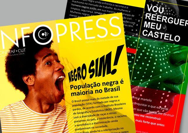 Contraf-CUT disponibiliza InfoPress Racial