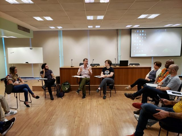 Oficina do Sindicato debate preconceitos contra minorias e LGBTs