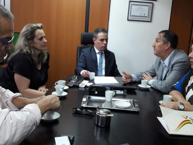 Sindicato e Fetrafi têm encontro com relator da PEC 280