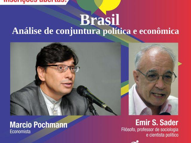 O Brasil entre a economia e a política