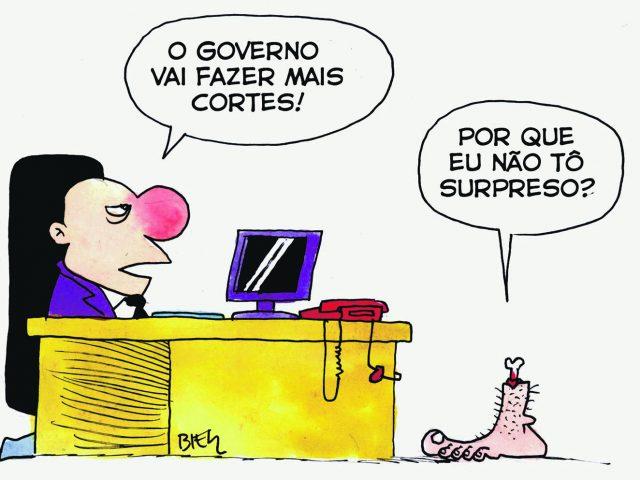 Vamos reagir e lutar contra a MP do Bolsonaro