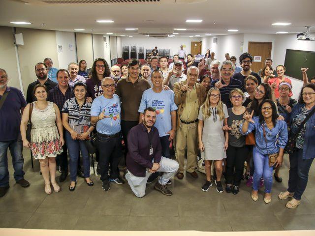 Emir Sader e Marcio Pochmann projetam 2020