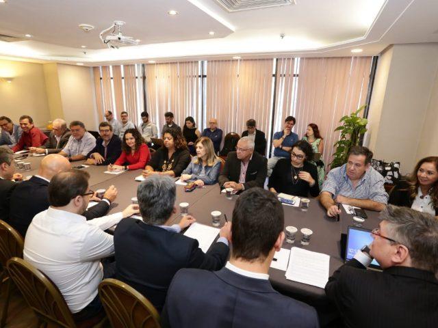 Próxima rodada de negociação com Fenaban será dia 10