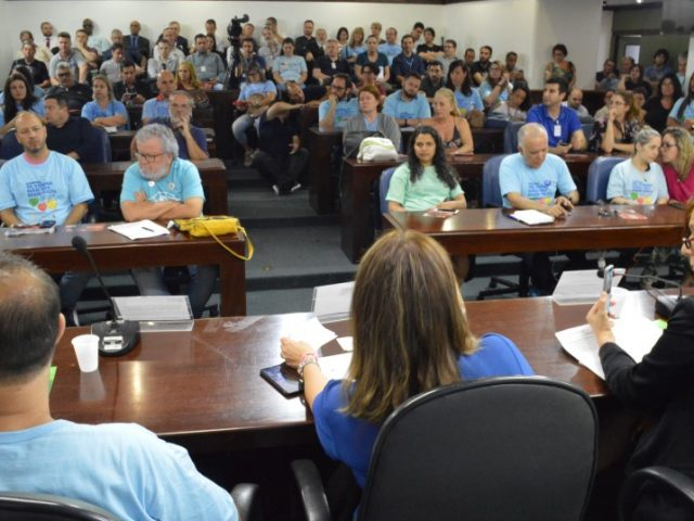 Audiência pública estimula mais mobilização contra PEC 280