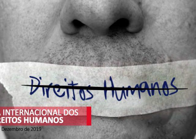 10 de dezembro é o Dia Internacional dos Direitos Humanos