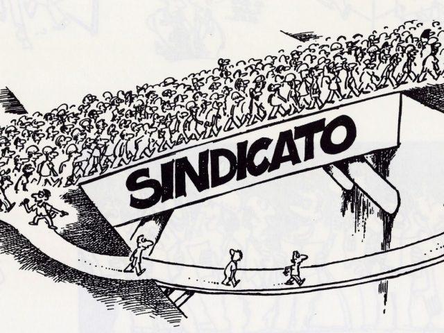 Taxa de sindicalização diminui em meio à crise