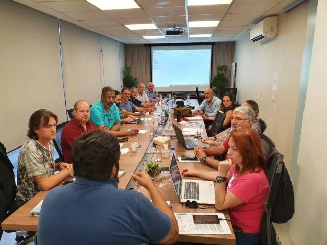 GT do Saúde Caixa teve reunião preparatória ...