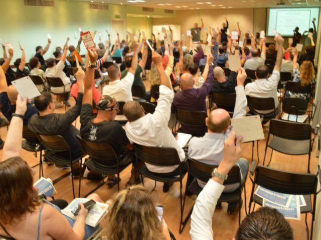 Assembleia unânime aprova novo estatuto